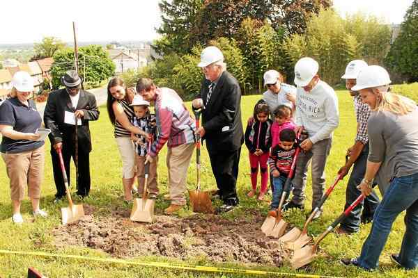 Norristown's BartonPartners Rallies Support for Habitat for Humanity