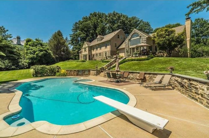 House of the Week: Gladwyne Mansion Hits Market for Just Second Time in Six Decades