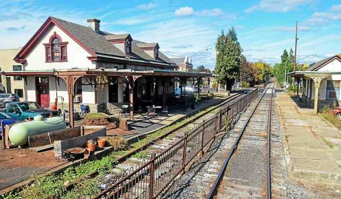 Train Station Lease Sparks Revitalization in Souderton