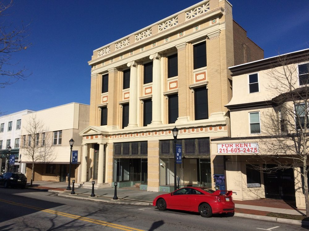 Lansdale's Investment in Its Old Performing Arts Center Is a Flop; Borough Sells Building to Flourtown Firm