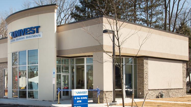 Souderton's Univest Bank Acquires Hatboro's Fox Chase Bancorp for a Cool Quarter-Billion