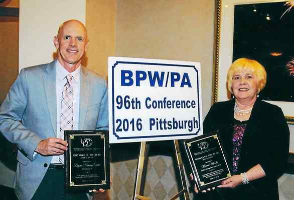 Norristown Resident and Nursing Home Honored by Business and Professional Women of Pennsylvania