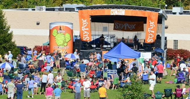 Sly Fox Music Festival in Pottstown Reflects Link Between Original Music, Craft Beer