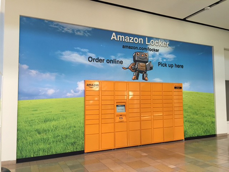 Plymouth Meeting, Willow Grove Park Malls Offer Amazon Lockers