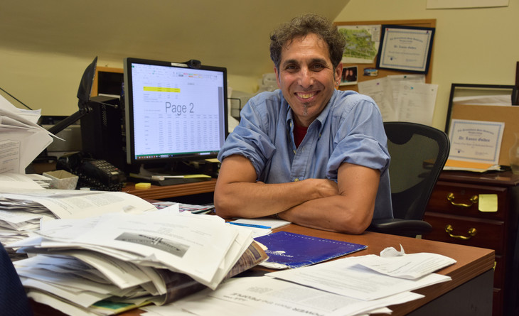 Penn State Abington Professor Has Theory on Work Flexibility Named After Him