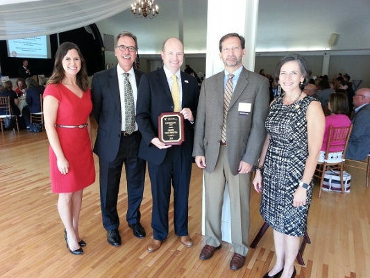 Greater Valley Forge Transportation Management Association Wins Environmental Impact Award