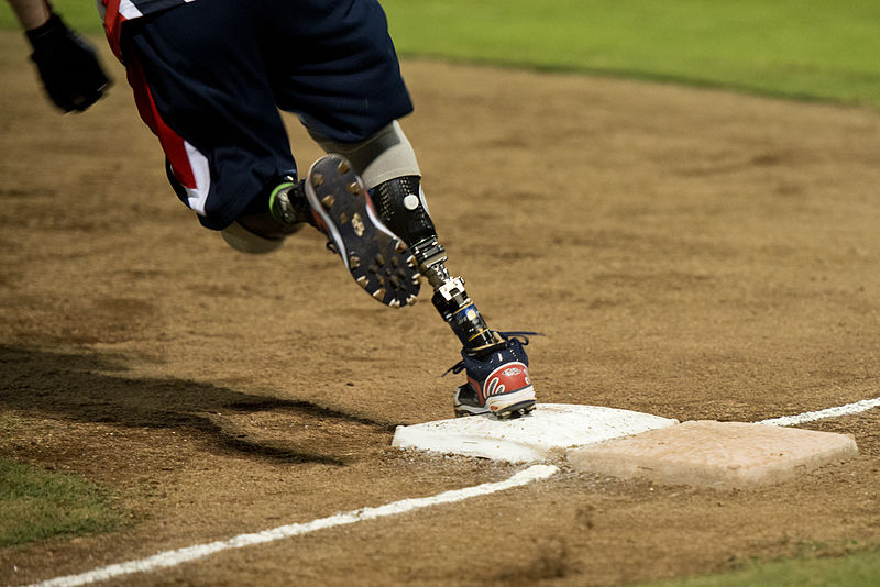 Wounded Warrior Amputee Softball Team Visits Lansdale