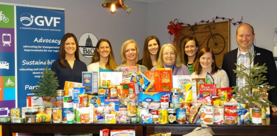 GVF and KOP-BID Leading Montgomery County Annual Holiday Food Drive