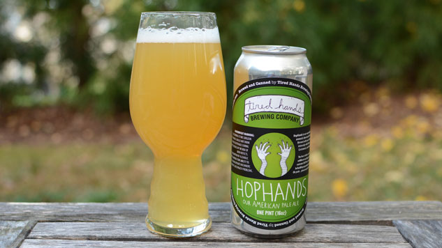 Tired Hands' Hop Hands Brew Offers Something for All Craft Beer Enthusiasts