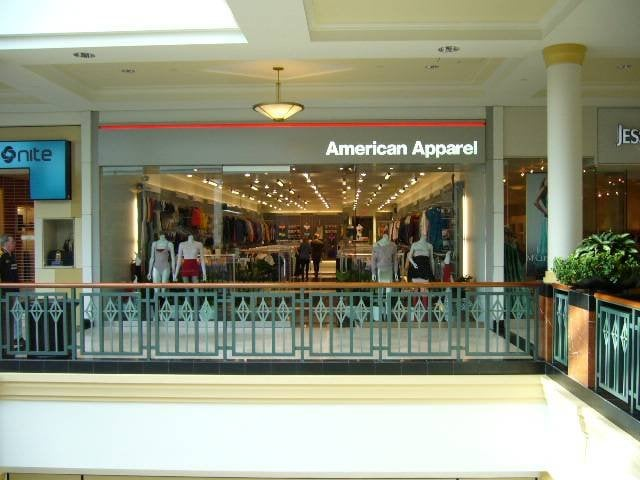 c6278bd006 King of Prussia's American Apparel Store to Close Following ...