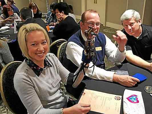 Philanthropy the Theme at TruMark Financial Credit Union's Annual Meeting