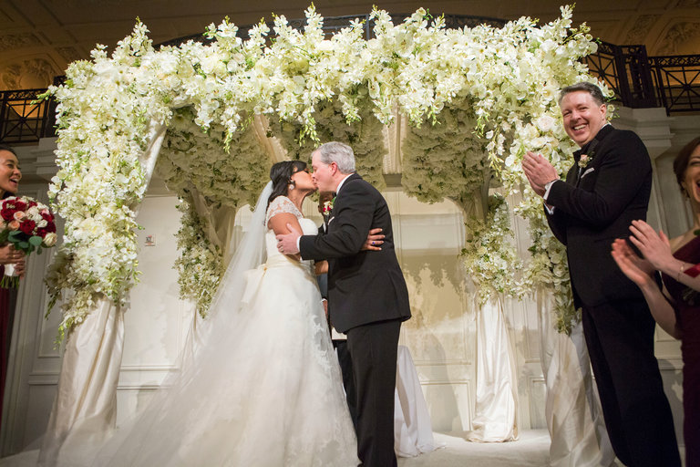 NY Times Shares Merck Marketing Director, NBC News Correspondent's Love Story