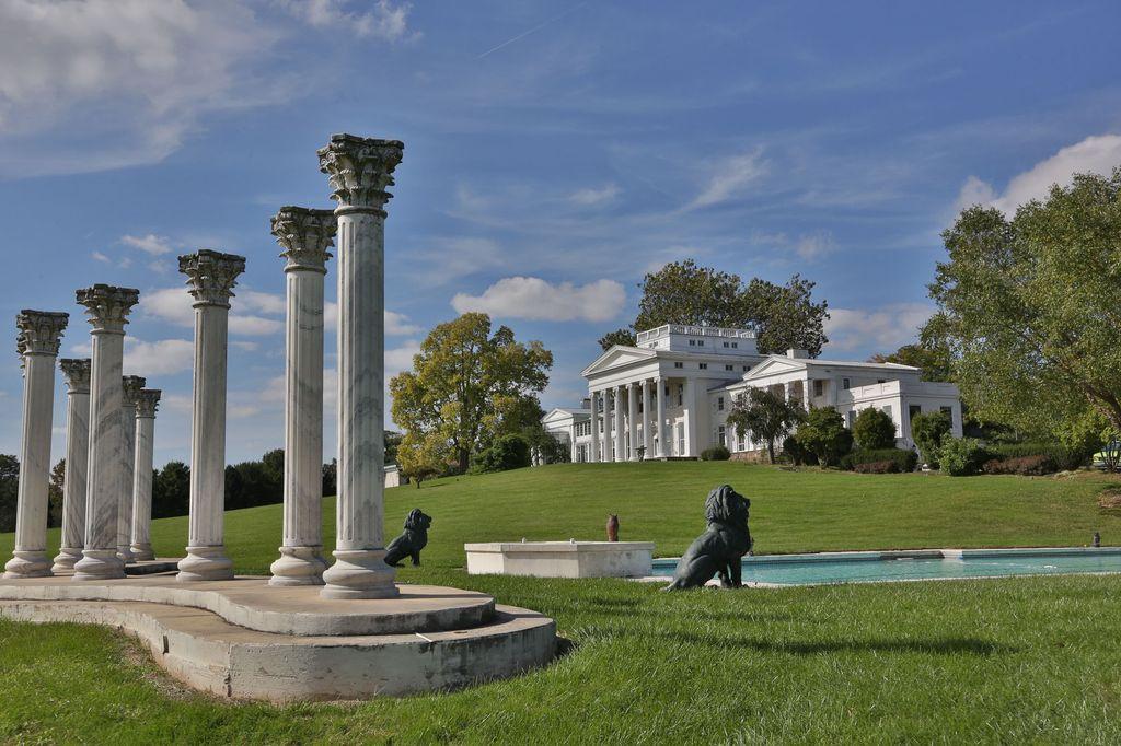 House of the Week: Spectacular Historic Audubon Mansion