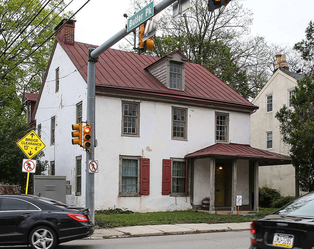 Future of Abolition Hall Uncertain Due to Proposed Rerouting of Butler Pike