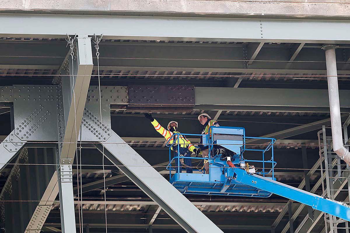 Update: Interstate 276 Bridge Over the Delaware River Reopened Last Night