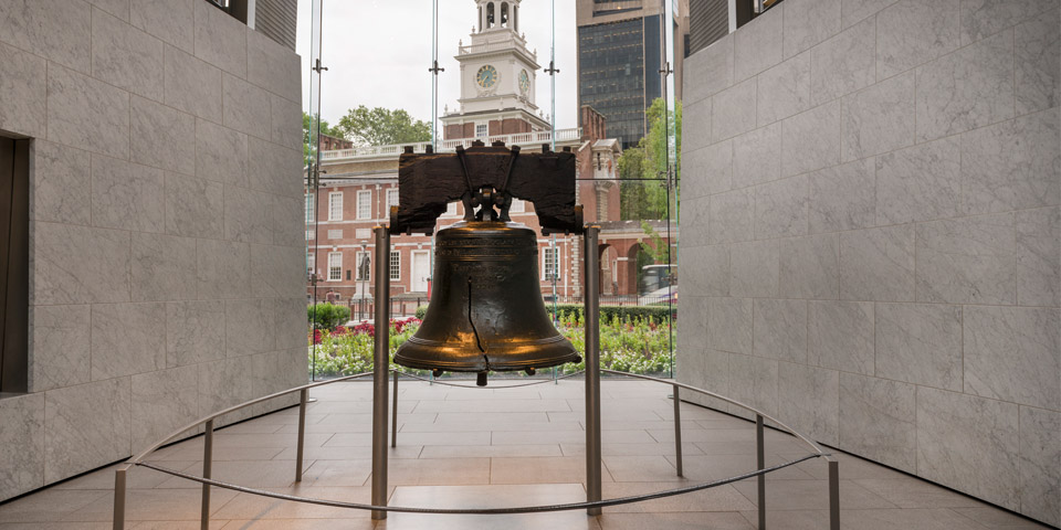 A Century Ago the Liberty Bell Helped Win the Great War