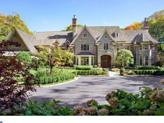 House of the Week: Haverford's Stunning $6M Stone Mansion