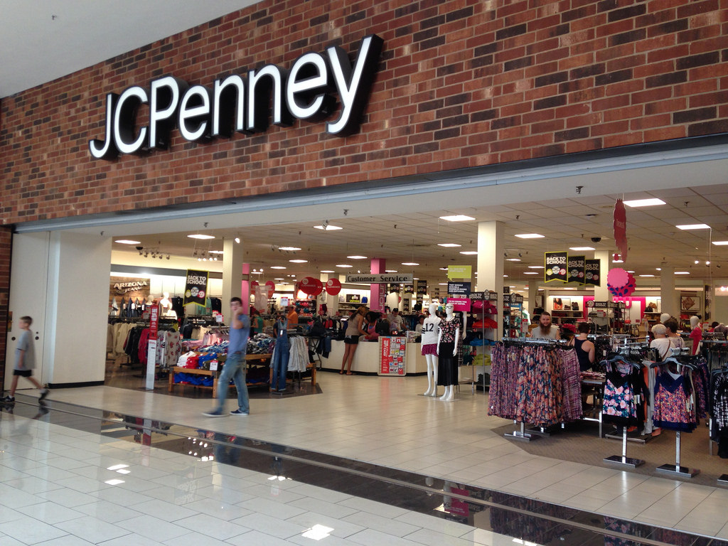 J.C. Penny Closes Its Stores in King of Prussia and Willow Grove Malls