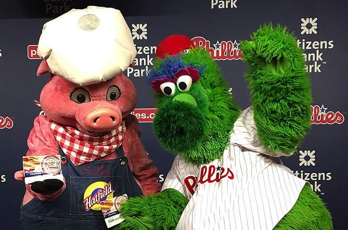 Hatfield Launches New Phillies Franks, Smoked Sausage
