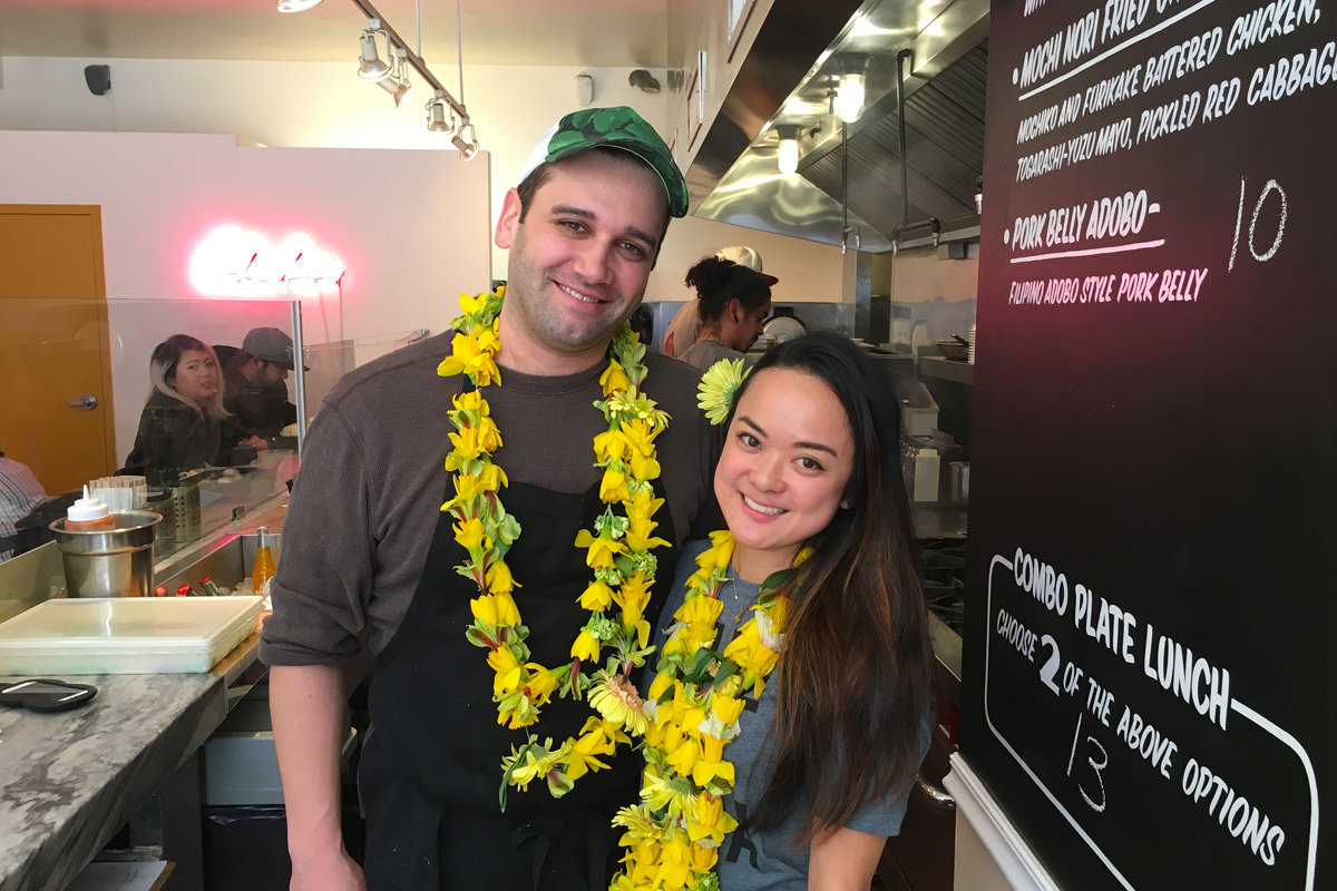 Bryn Mawr Grad Brings Hawaiian-Style Snack Shop to Philadelphia