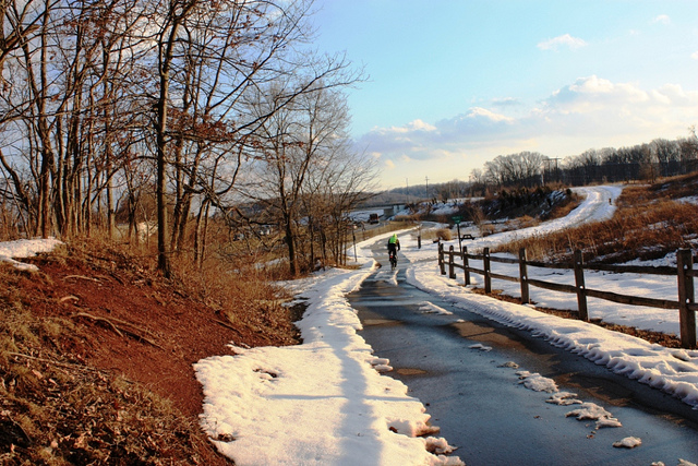 Montco Commissioners Issue Proclamation in Support of Circuit Trails