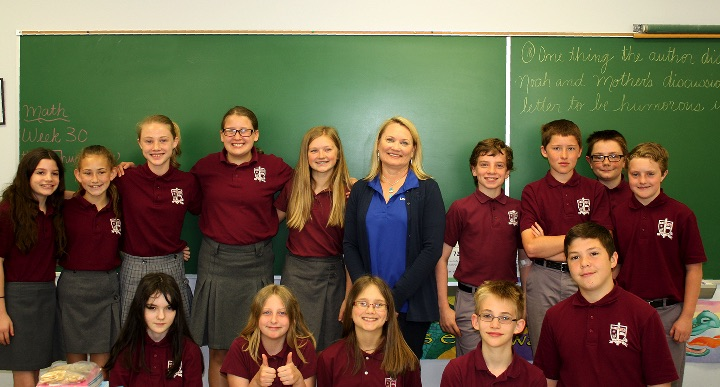 Souderton-Based Univest Bank Reaches 1,400 Students on Teach Children to Save Day