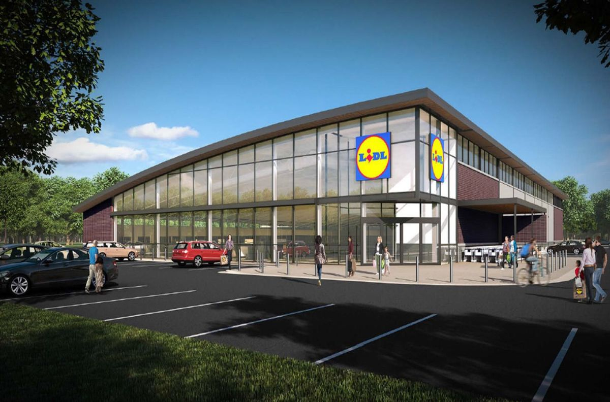 Lidl super market to drive into former Norristown Ford location