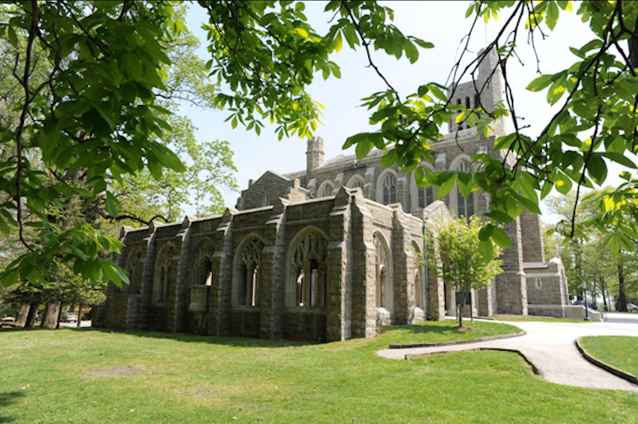 Washington Memorial Chapel to Commemorate French Alliance in Revolutionary War