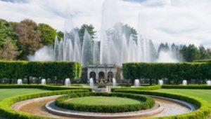 Main Fountain Garden at Longwood Gardens