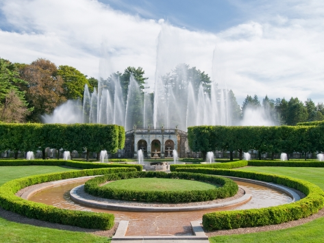 Conshohocken S Lepore Masonry Returns Longwood Garden 39 S Fountains To Former Glory