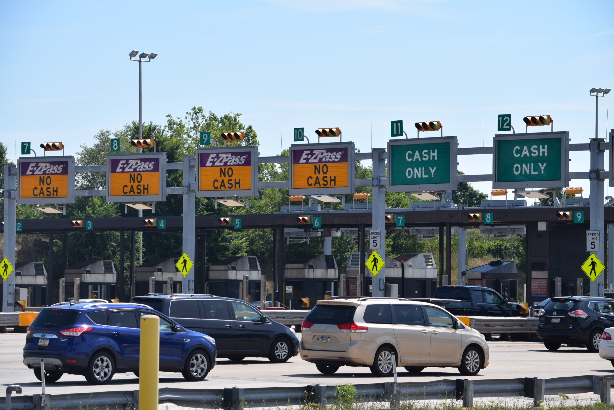 Pennsylvania Turnpike to Have Cashless Toll System by Fall of 2021