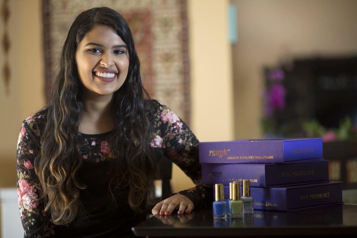 North Penn High School's Neha Raman Wins $30K Prize at TLC's Girl Starter