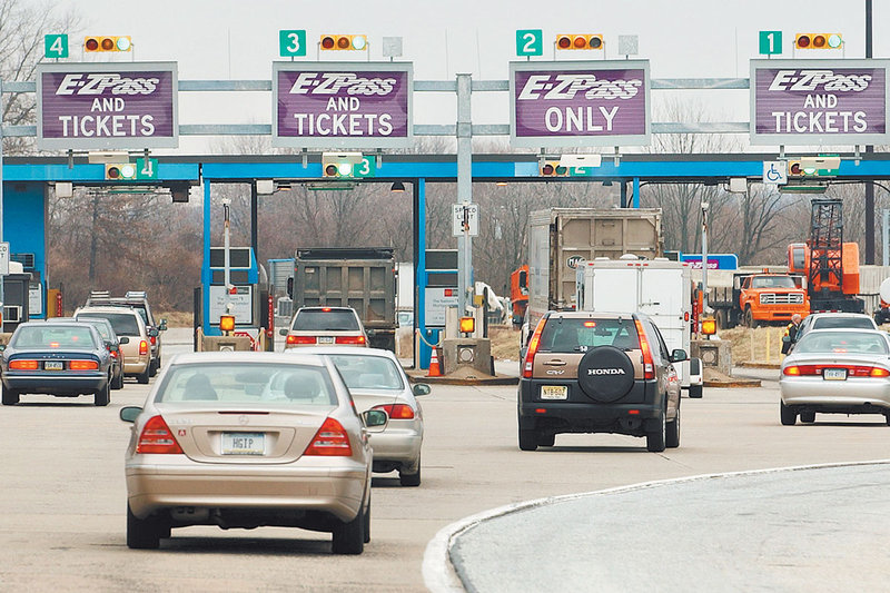 PA Turnpike sets 10th straight toll hike