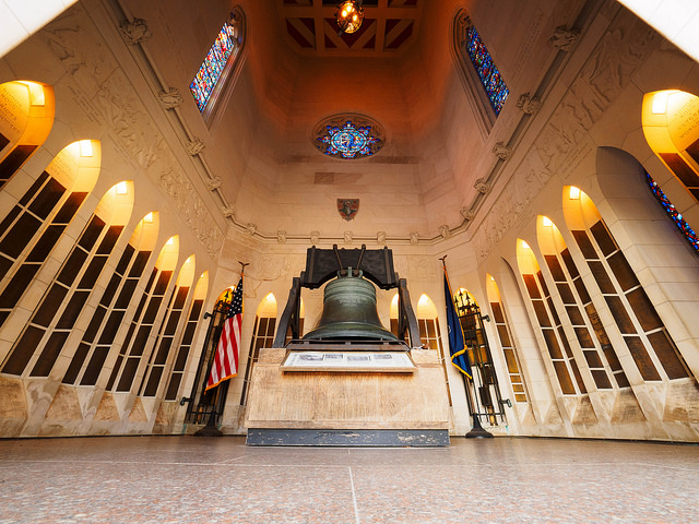 Valley Forge's Washington Memorial Chapel Restores Historic Justice Bell