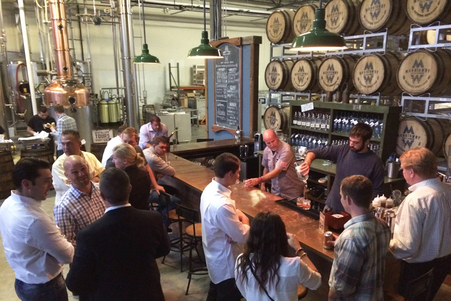 Local distillers brace for impact of the new whiskey tariffs