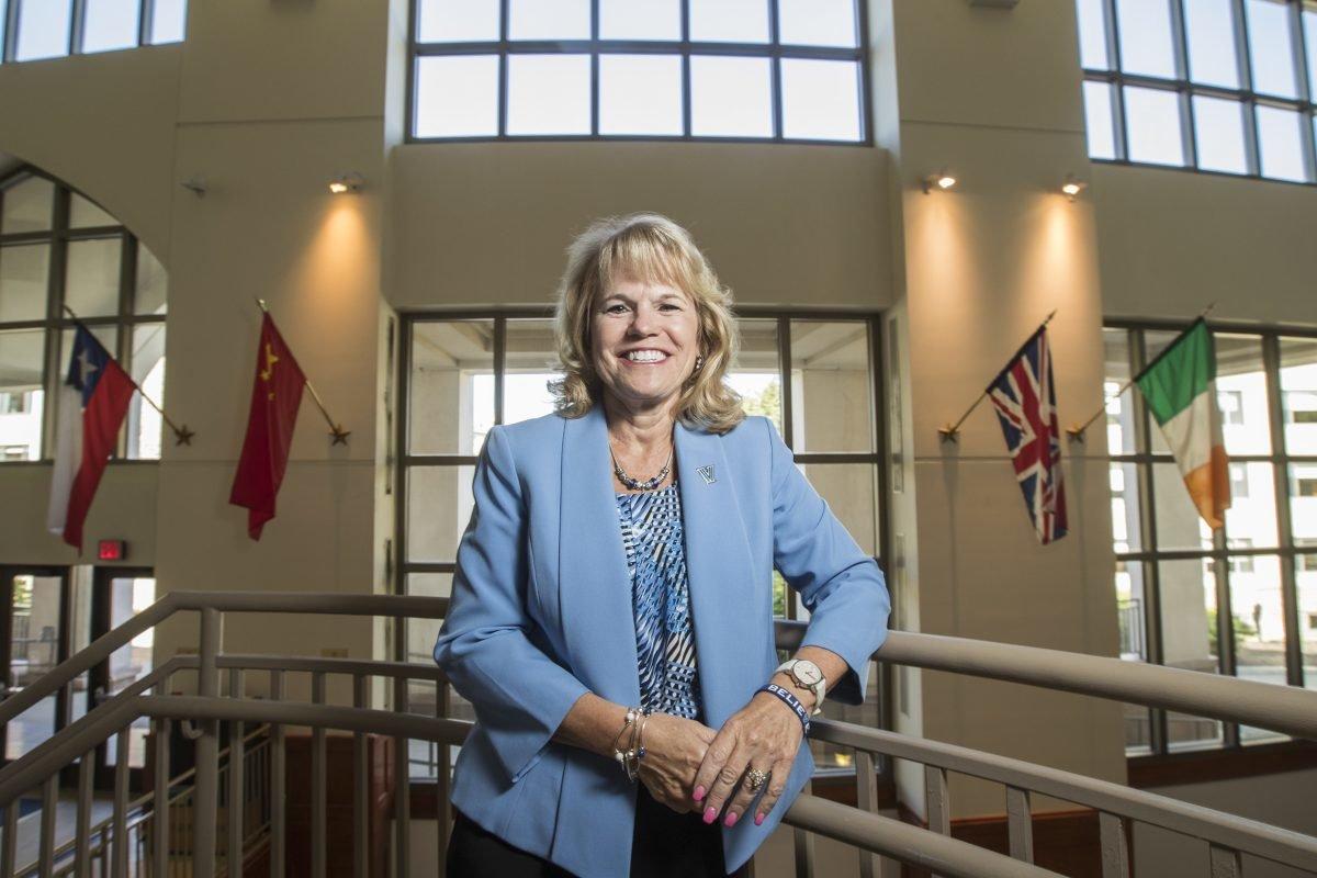 Villanova Business School Dean Believes Road for More Female CEO's is Finance