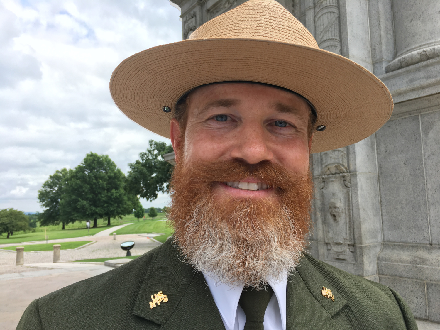 Steve Sims Takes the Reins at Valley Forge National Historical Park