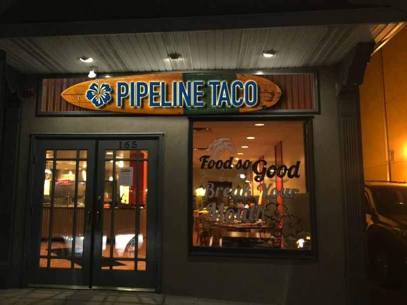 Wayne's Pipeline Taco Looking to Expand as Sales Boom