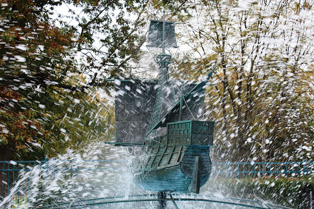 Norristown's Columbus Monument to Celebrate 25th Anniversary in October