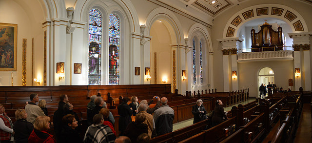 Lower Merion's St. Charles Borromeo Seminary Sees Surge in Enrollments