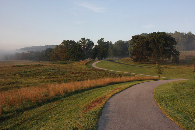 National 9/11 Memorial Trail Through Valley Forge, Montgomery County Progressing Slowly