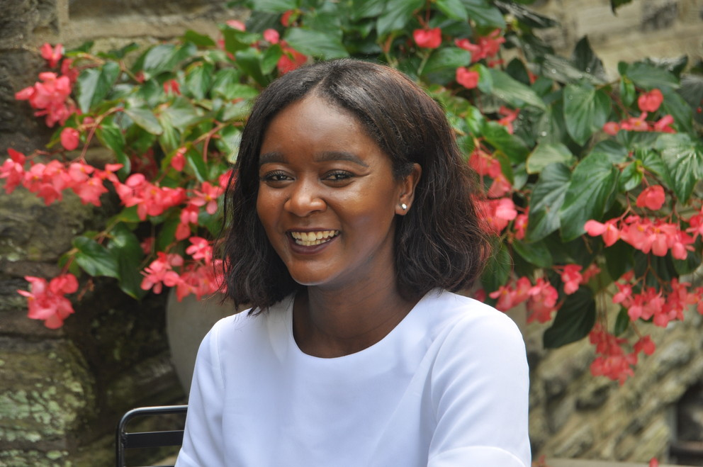 Student at Penn State Abington Incredible Journey from Poverty to Degree