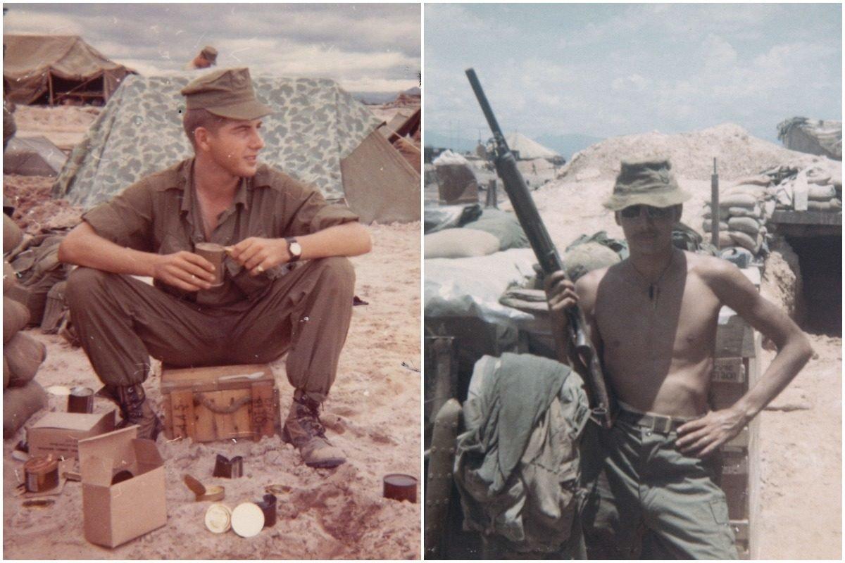 Bryn Mawr Veteran Retells His Experiences from Vietnam War in PBS Documentary Mini-Series