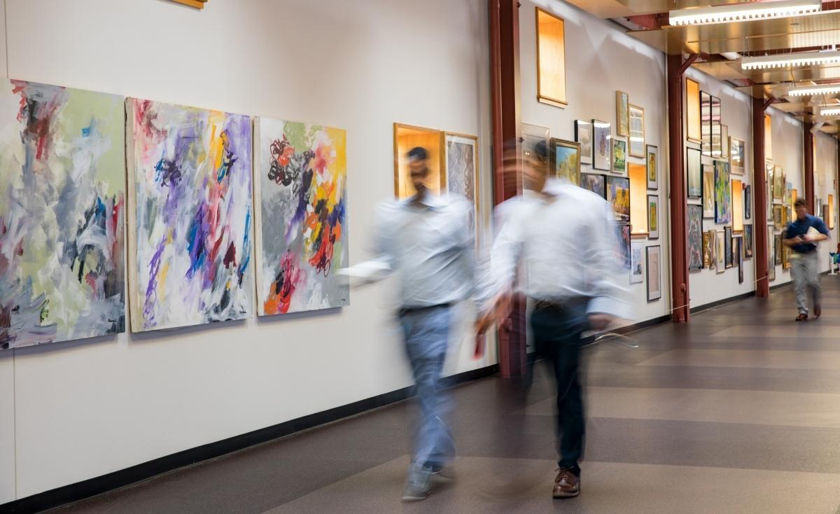SEI Partners with Art Ability at Bryn Mawr Rehab to Celebrate Artists with Disabilities