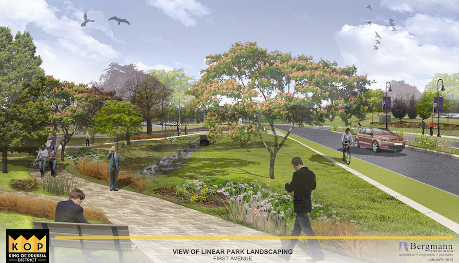 Visionary Park Coming to King of Prussia Business Park
