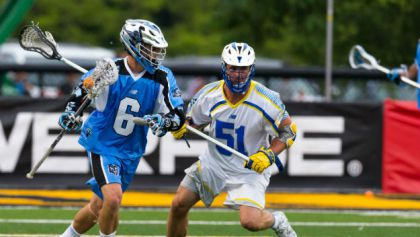 Tucker Durkin Combines Coaching at Bryn Athyn College with Playing Lacrosse for Florida Launch