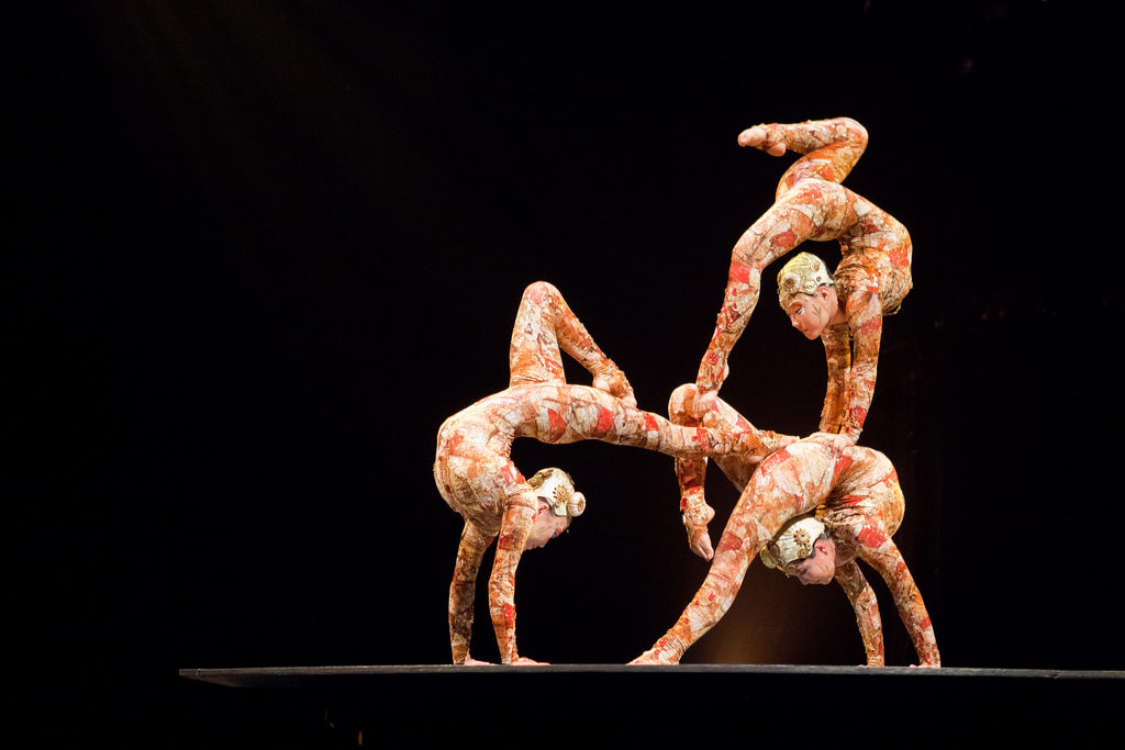 Cirque du Soleil is on its way to Montco, PA