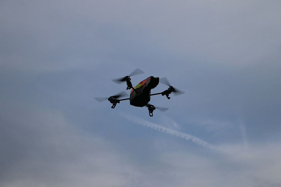 NATIONAL SPOTLIGHT: CNN receives permission to fly drones over crowds