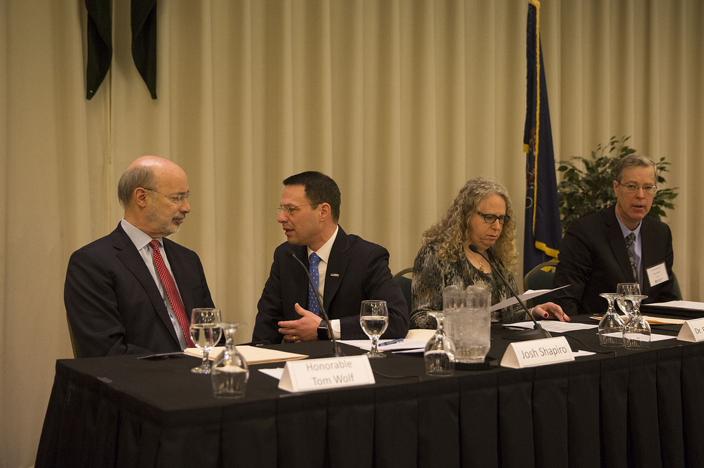 Gov. Wolf considers borrowing against PLCB to balance budget