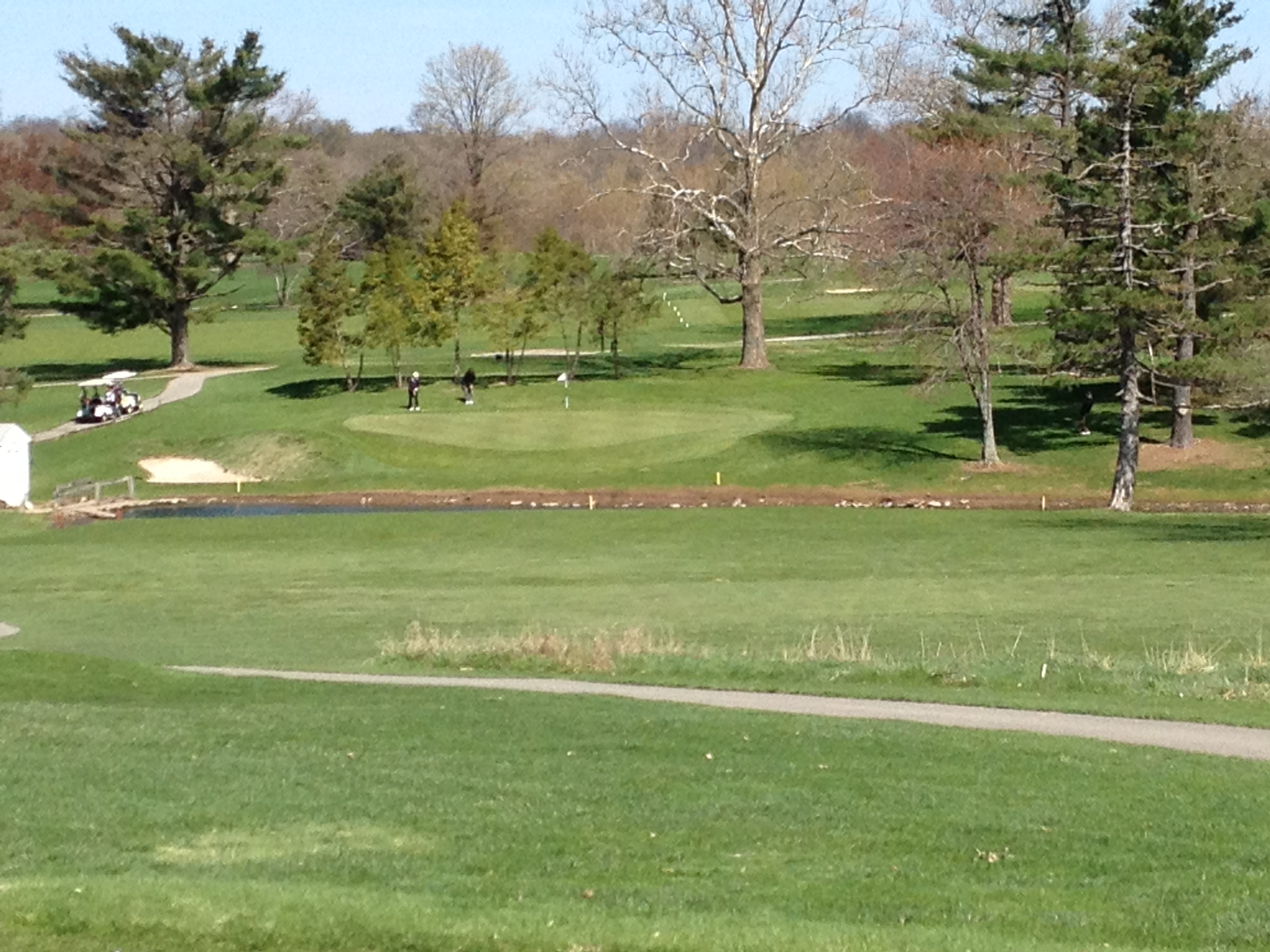 Jeffersonville Golf Course garners 'best bang for your buck' honors